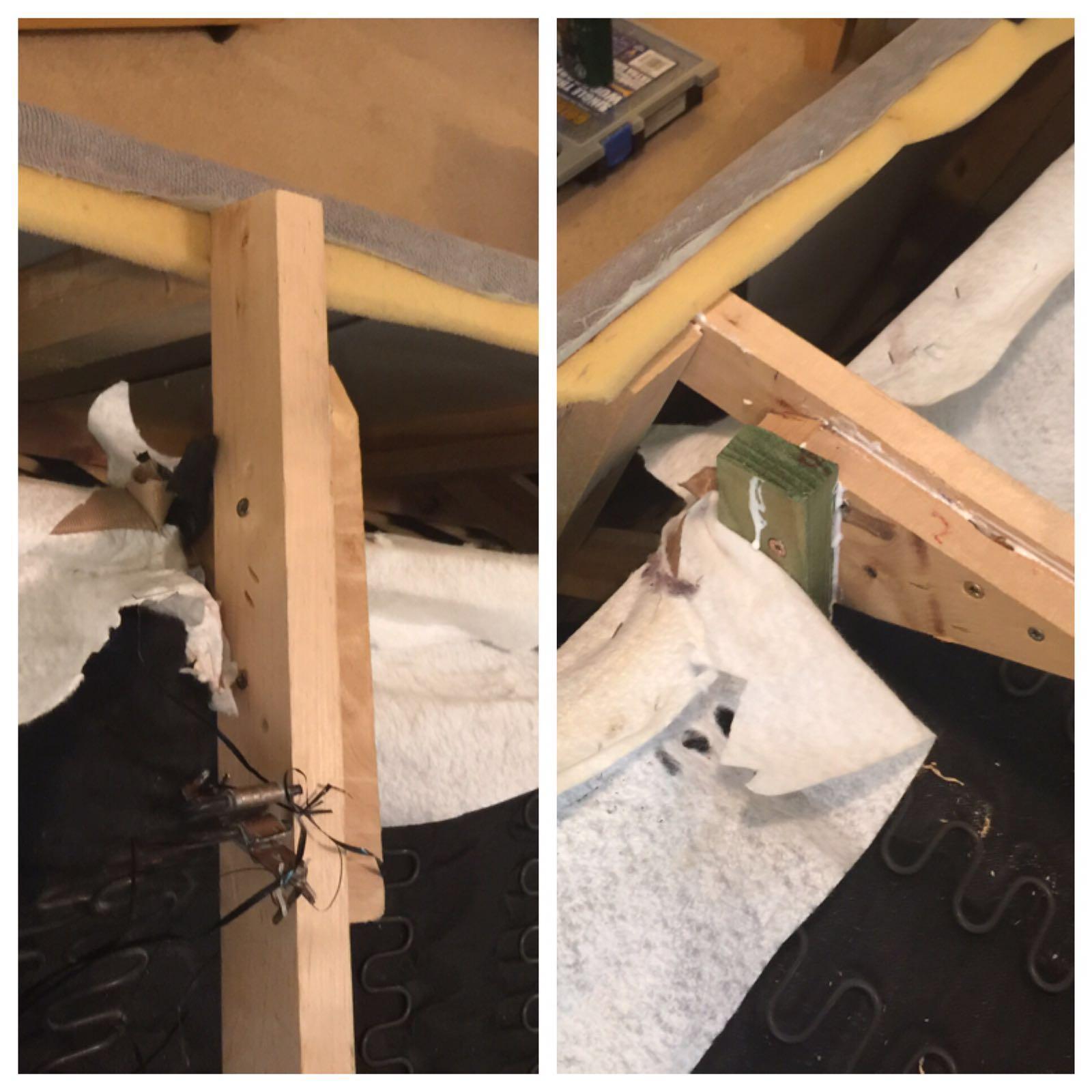 leather mobi frame repair1