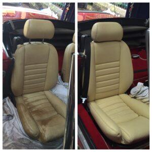 Alfa Romeo Drivers seat 50/50